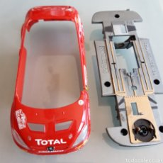Scalextric: PEUGEOT 307 WCR DESGUACE SCALEXTRIC TECNITOYS. Lote 196595492