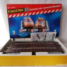 Scalextric: ESCALEXTRIC CAMBIO DE RASANTE/BADÉN. Lote 197052365