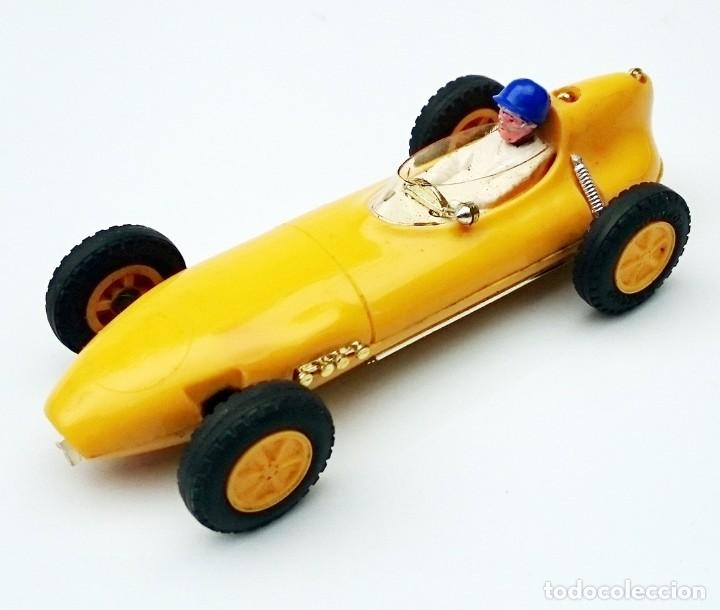 Scalextric: SLOT TRIANG SCALEXTRIC - LOTUS 16 - CMC 54 ( MADE IN FRANCE ) - Foto 2 - 197141091