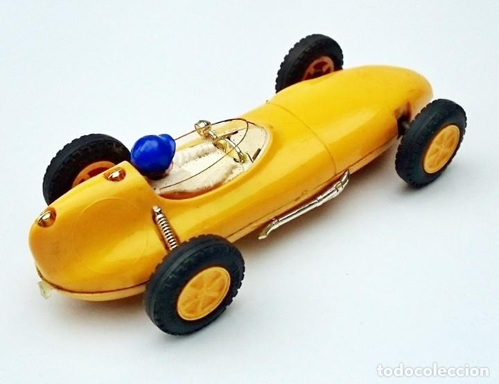 Scalextric: SLOT TRIANG SCALEXTRIC - LOTUS 16 - CMC 54 ( MADE IN FRANCE ) - Foto 3 - 197141091