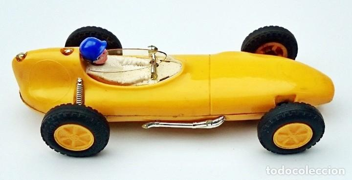 Scalextric: SLOT TRIANG SCALEXTRIC - LOTUS 16 - CMC 54 ( MADE IN FRANCE ) - Foto 4 - 197141091