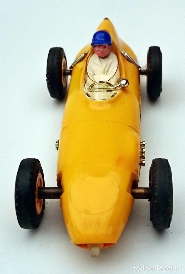 Scalextric: SLOT TRIANG SCALEXTRIC - LOTUS 16 - CMC 54 ( MADE IN FRANCE ) - Foto 5 - 197141091