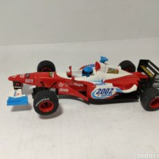Scalextric: SCALEXTRIC FORMULA 1 CLUB SCALEXTRIC 2002 TECNITOYS. Lote 197205095