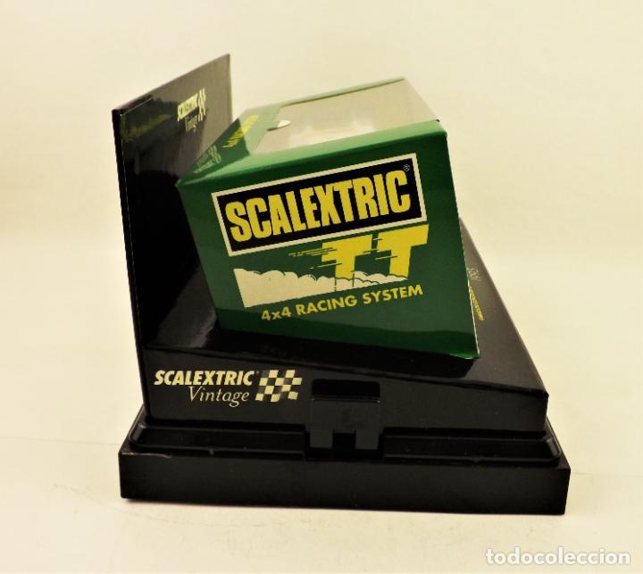 Scalextric: Scalextric Vintage Ed. Limitada Mitsubishi pajero TT - Foto 4 - 197359127