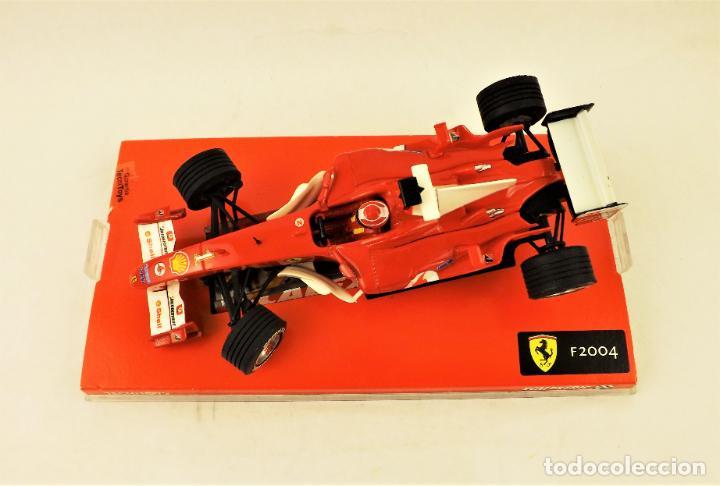 Scalextric: Scalextric 6173 Ferrari F2004 nº 1 - Foto 2 - 197359347