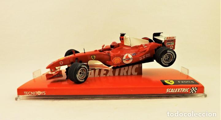 Scalextric: Scalextric 6173 Ferrari F2004 nº 1 - Foto 3 - 197359347