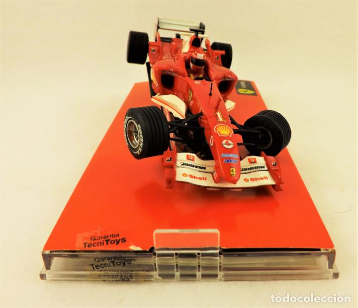 Scalextric: Scalextric 6173 Ferrari F2004 nº 1 - Foto 4 - 197359347