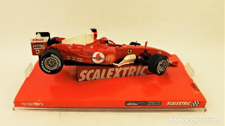 Scalextric: Scalextric 6173 Ferrari F2004 nº 1 - Foto 5 - 197359347