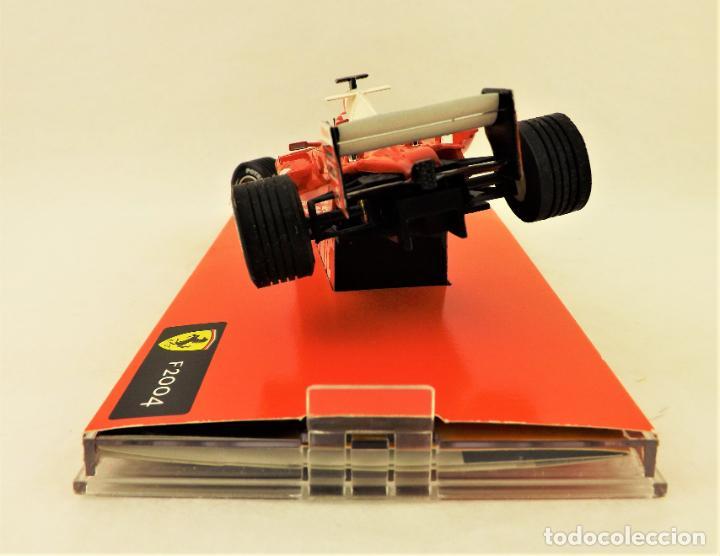 Scalextric: Scalextric 6173 Ferrari F2004 nº 1 - Foto 6 - 197359347