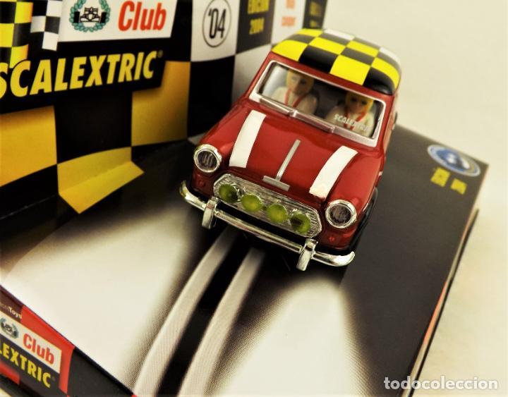 SCALEXTRIC CLUB MINI COOPER EDICION 2004 (Juguetes - Slot Cars - Scalextric Tecnitoys)