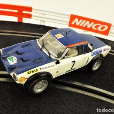 Scalextric: SCALEXTRIC TECNITOYS FIAT ABARTH 124. Lote 197825722