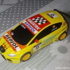 Scalextric: SCALEXTRIC COMPACT 1/43 SEAT LEON GENÉ. Lote 198064130