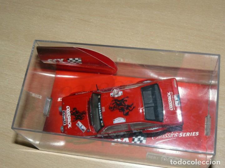 Scalextric: Scalextric TecniToys FORD ESCORT MK II Cossack Shell Ref. 62800 Classic Series coche car - Foto 4 - 198328152