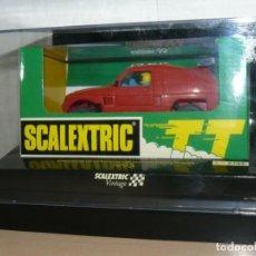 Scalextric: SCALEXTRIC TECNITOYS MITSUBISHI PAJERO TT ROJO VINTAGE REF 6346 EDICIÓN LIMITADA COCHE CAR. Lote 198332341