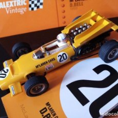 Scalextric: SCALEXTRIC TECNITOYS MCLAREN M9A F1 VINTAGE REF 6205. Lote 199049471