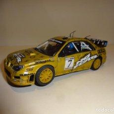 Scalextric: SCALEXTRIC. SUBARU IMPREZZA WRC. MCRAE. Lote 199059867