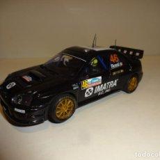 Scalextric: SCALEXTRIC. SUBARU IMPREZZA WRC. ROSSI. Lote 199059953