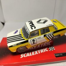 Scalextric: SCALEXTRIC RENAULT 8 TS TALAVERA TECNITOYS REF. A10069S300. Lote 199060321