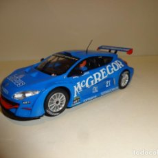 Scalextric: SCALEXTRIC. RENAULT MEGANE TROPHY 2010. Lote 199063280