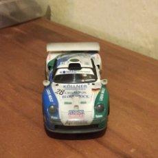 Scalextric: PORCHE 911 GT1 DE SCALEXTRIC TECNY TOYS DESCATALOGADO. Lote 199067071