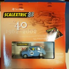 Scalextric: PACK SCALEXTRIC 40 ANIVERSARIO. Lote 199201120