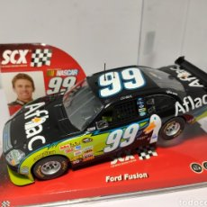 Scalextric: SCALEXTRIC FORD FUSION AFLAC SCX TECNITOYS REF. 63950. Lote 199238802