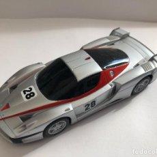 Scalextric: COCHE SLOT FERRARI FXX SCX SCALEXTRIC COMPACT SIN MOTOR NI CABLEADO. Lote 199350025