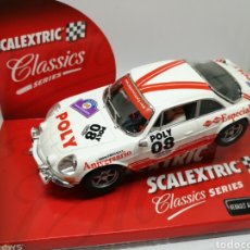 Scalextric: ALPINE A110 SCALEXTRIC TECNITOYS. Lote 200373912