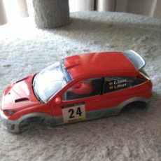 Scalextric: SCALEXTRIC CARROCERIA FORD FOCUS PINTADA. Lote 202311636