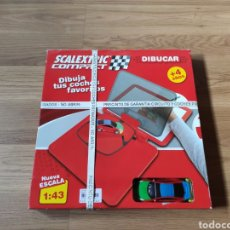 Scalextric: SCALEXTRIC COMPACT DIBUCAR. Lote 202417725