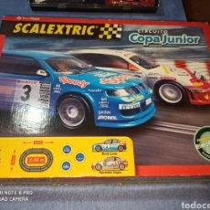 Scalextric: CIRCUITO COPA JUNIOR NUEVO. Lote 202915570