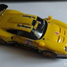 Scalextric: SLOT PORSCHE 911 GT1 RALLY SCALEXTRIC, ESCALA 1:32. Lote 202937786