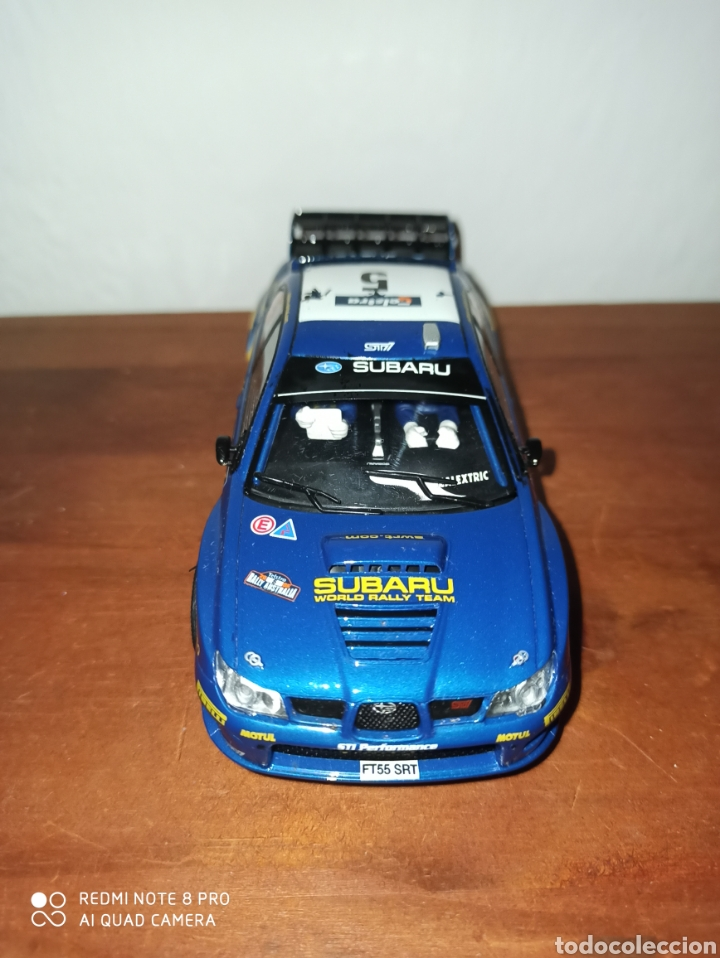 Scalextric: Subaru impresa WRC scalextric - Foto 2 - 203262271