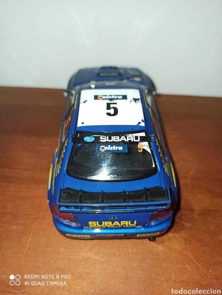 Scalextric: Subaru impresa WRC scalextric - Foto 3 - 203262271