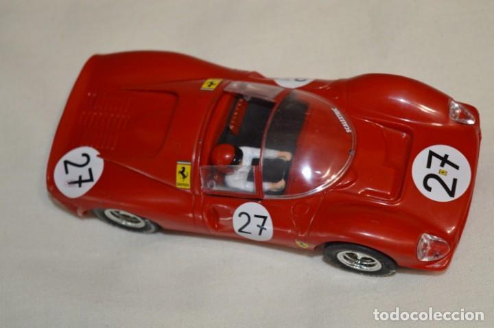 Scalextric: SCALEXTRIC / Tecnitoys - FERRARI GT 330 C-41/ C 41 Colección coches MÍTICOS ¡Mira fotos/detallles! - Foto 3 - 203443393
