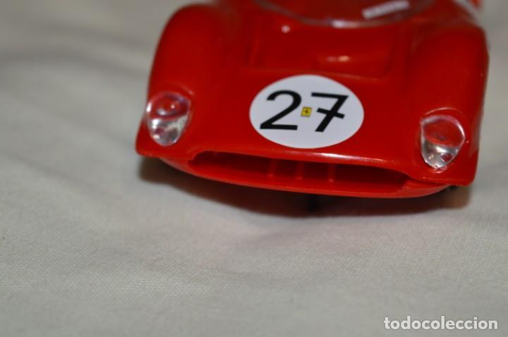 Scalextric: SCALEXTRIC / Tecnitoys - FERRARI GT 330 C-41/ C 41 Colección coches MÍTICOS ¡Mira fotos/detallles! - Foto 7 - 203443393