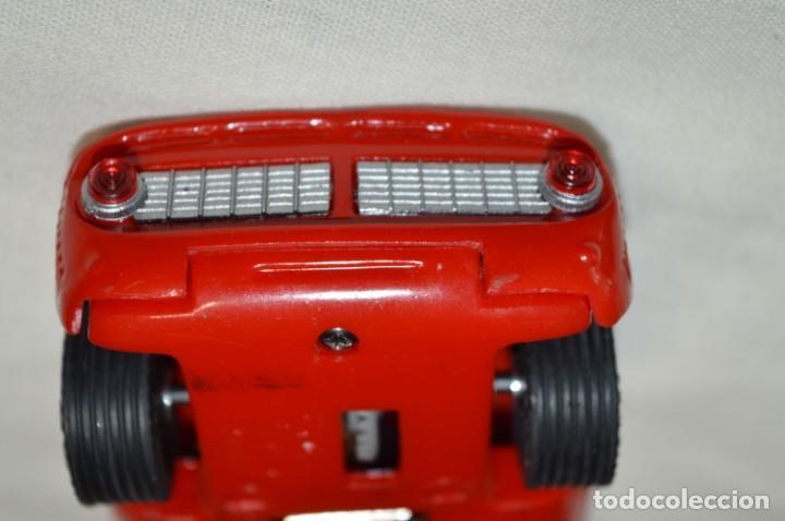 Scalextric: SCALEXTRIC / Tecnitoys - FERRARI GT 330 C-41/ C 41 Colección coches MÍTICOS ¡Mira fotos/detallles! - Foto 8 - 203443393