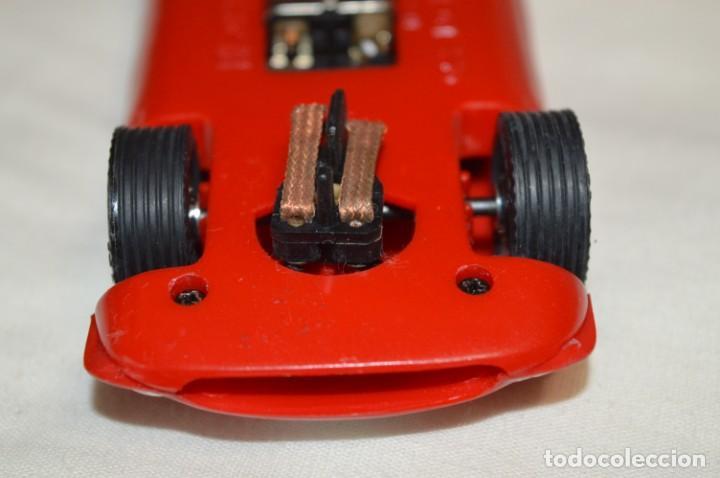 Scalextric: SCALEXTRIC / Tecnitoys - FERRARI GT 330 C-41/ C 41 Colección coches MÍTICOS ¡Mira fotos/detallles! - Foto 9 - 203443393
