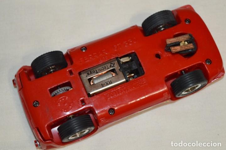 Scalextric: SCALEXTRIC / Tecnitoys - FERRARI GT 330 C-41/ C 41 Colección coches MÍTICOS ¡Mira fotos/detallles! - Foto 10 - 203443393