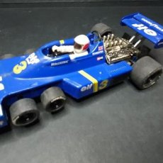 Scalextric: TYRELL P-34. Lote 203793632