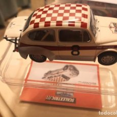 Scalextric: FIAT ABARTH 1000 TC SCALEXTRIC TECNITOYS ALTAYA. Lote 203959318