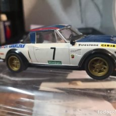 Scalextric: SCALEXTRIC FIAT 124 SPORT ABARTH ALTAYA 1/32 SERIE LIMITADA. Lote 203975316