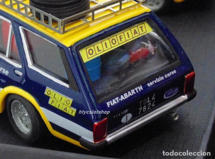 Scalextric: SCALEXTRICPASSION FIAT 131 ASISTENCIA + ABARTH #3 WINNER 1000 LAGOS 1976 ALEN / KIVIMACKI SP024 - Foto 10 - 140077358