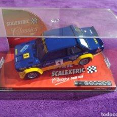 Scalextric: SEAT 131 ABARTH SCALEXTRIC ARA. Lote 205184408