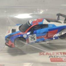 Scalextric: SCALEXTRIC AUDI R8 LMS GT3 SAINTELOC SCX ADVANCE REF. E10285S300. Lote 205278611