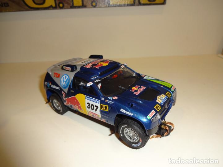 Scalextric: Scalextric. VW Touareg Red Bull. Sainz - Foto 2 - 205383188
