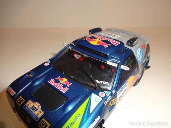 Scalextric: Scalextric. VW Touareg Red Bull. Sainz - Foto 3 - 205383188