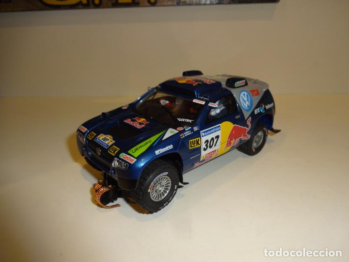 SCALEXTRIC. VW TOUAREG RED BULL. SAINZ (Juguetes - Slot Cars - Scalextric Tecnitoys)