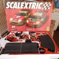 Scalextric: SCALEXTRIC - C1 GT - TECNITOYS - FERRARI 550 MARANELLO Y FERRARI 360 GTC - VER FOTOS Y DESCRIPCION. Lote 205405672