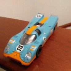 Scalextric: DIFICIL PORSCHE 917 SCALEXTRIC NUEVO SIN ESTRENAR PERFECTO. Lote 205454042